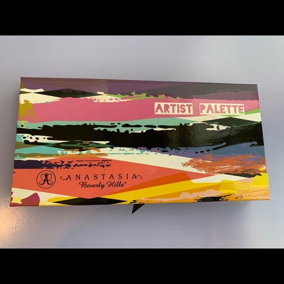 Anastasia Beverly Hills Other - Anastasia Beverly Hills Artist Eyeshadow Palette